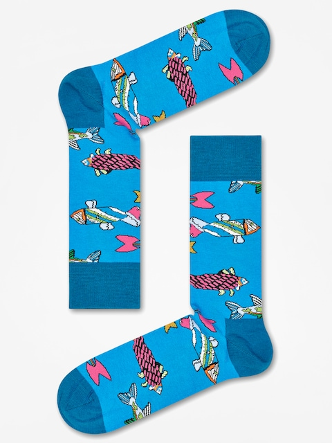 Ponožky Happy Socks The Beatles (blue/navy)
