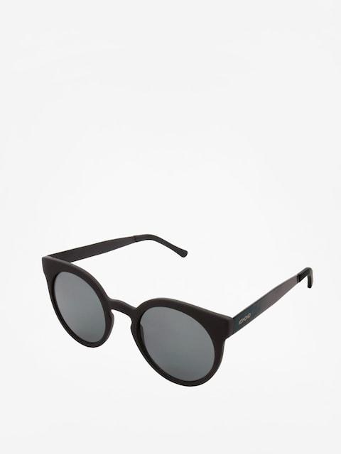 Sluneční brýle Komono Lulu Metal (black)