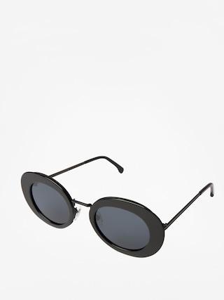Sluneční brýle Komono Kandice (all black unit)