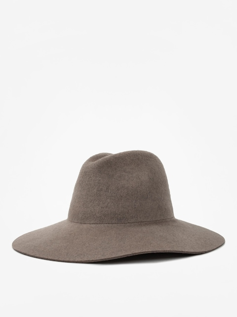 Klobouk Brixton Aimee Fedora Wmn (heather natural)