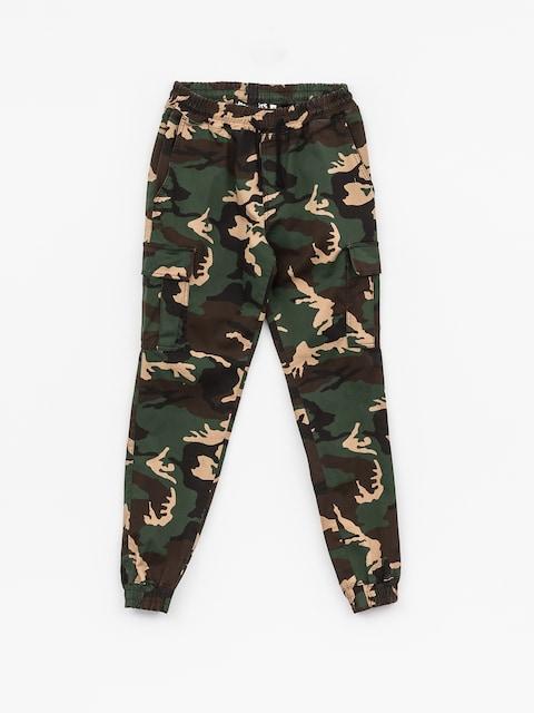 Kalhoty Diamante Wear Rm Hunter Jogger (woodland camo)