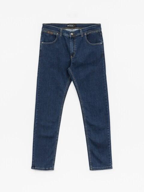 Kalhoty Nervous Incomplete (blue)
