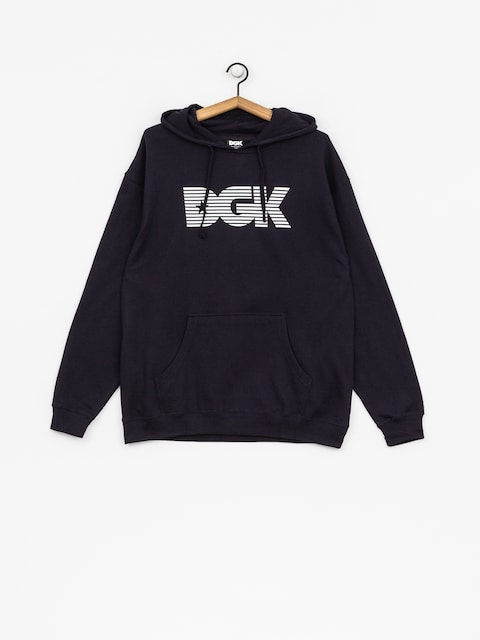 Mikina s kapucí DGK Levels HD