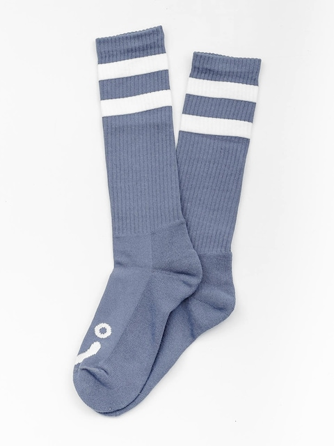 Ponožky Polar Skate Happy Sad Classic (captains blue)