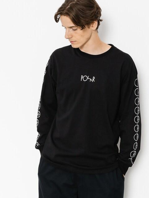 Triko Polar Skate Racing (black)