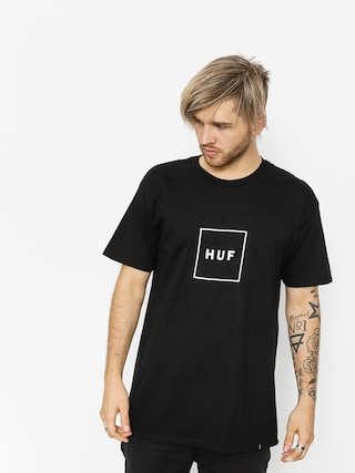 Triu010dko HUF Essentials Box Logo (black)