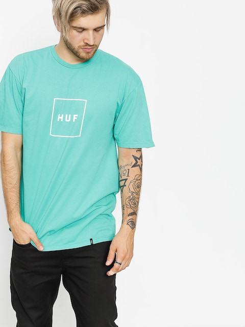 Tričko HUF Essentials Box Logo
