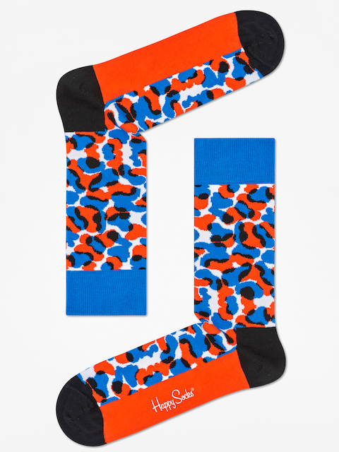 Ponožky Happy Socks Wiz Khalifa (blue/orange/white)