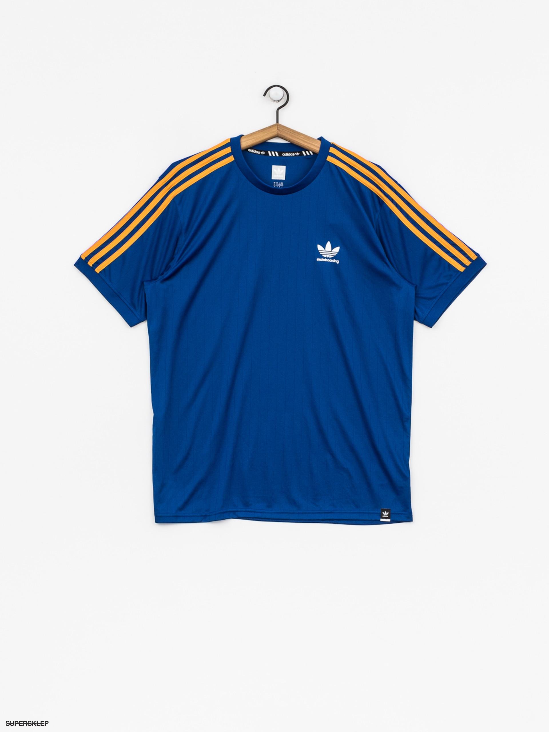 4a1565629c Tričko adidas Bluza Clima Club Jers (collegiate royal tactile yellow f17)