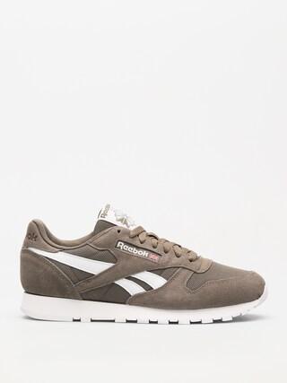 Boty Reebok Cl Leather Mu (estl terrain grey/white)