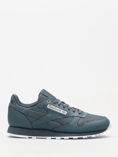 Boty Reebok Cl Leather Mu (mc deep sea/mt fuji/white)