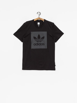 Tričko adidas Solid Bb (black/carbon s18)