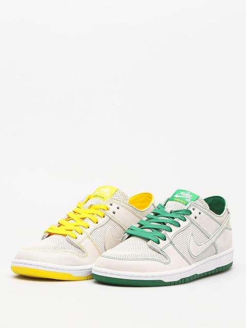 Boty Nike SB Sb Zoom Dunk Low Pro Decon Qs (white/white aloe verde)