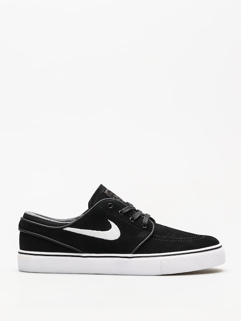 Boty Nike SB Zoom Stefan Janoski (black/white thunder grey gum light brown)