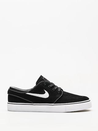 Boty Nike SB Zoom Stefan Janoski (black/white thunder grey gum light brown)