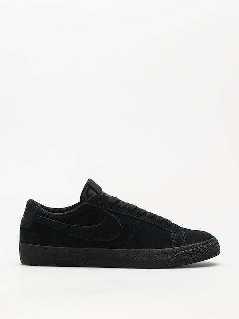 Boty Nike SB Sb Zoom Blazer Low (black/black gunsmoke)