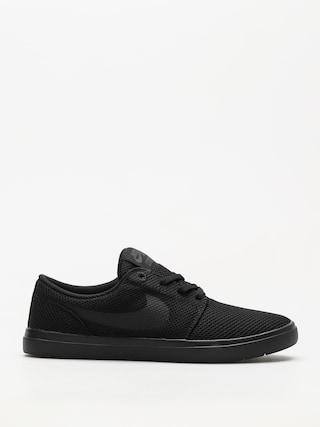 Boty Nike SB Sb Portmore II Ultralight (black/black anthracite)