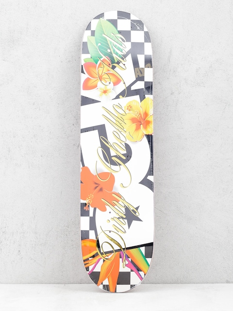 Deska DGK Tropical (black/white)