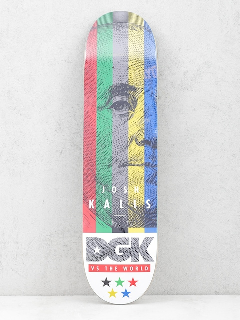 Deska DGK Dgk Vs The World Kalis (multi)