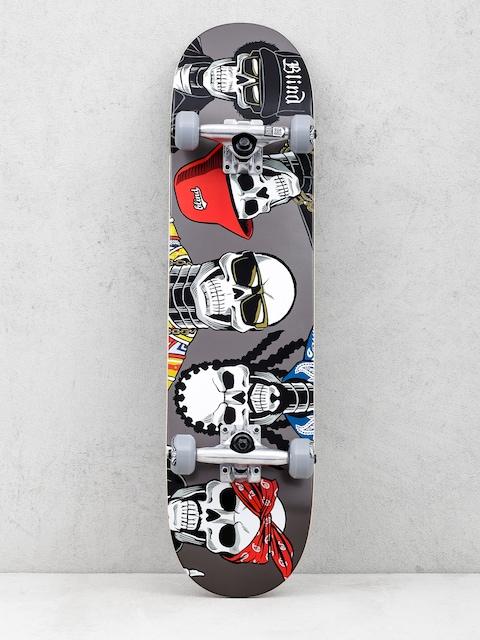 Skateboard Blind Reaper Rappers (charcoal)