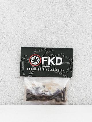 Šroubky FKD Phillips Hardware (black)
