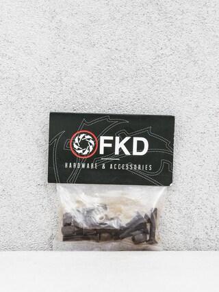 u0160roubky FKD Phillips Hardware (black)