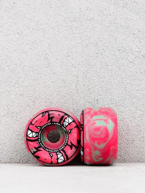 Kolečka Spitfire Formula Four 99 After Burner (mint/pink)