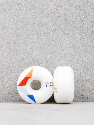 Kolečka Crupie Ctrl V Apex Metric (white)