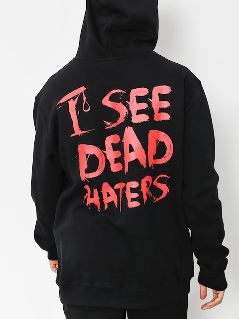 Mikina s kapucí Diamante Wear I See Dead Haters HD