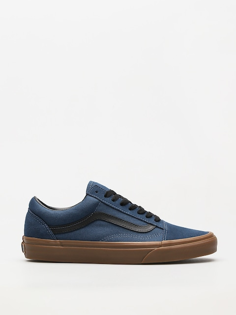 Boty Vans Old Skool (dark denim/black)