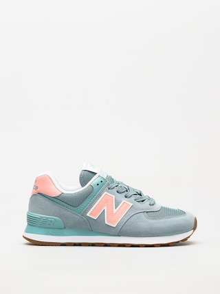Boty New Balance 574 Wmn (smoke blue)