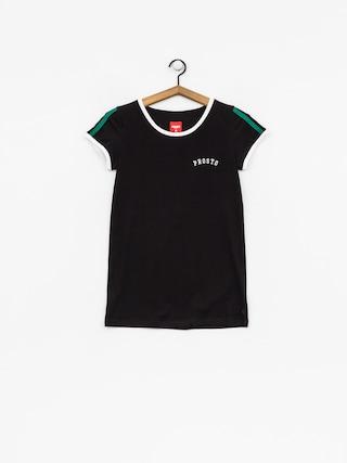 Tričko Prosto Bush Wmn (black)