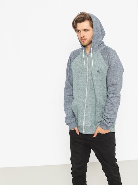 Mikina s kapucí Quiksilver Everyday ZHD (tapestry heather)