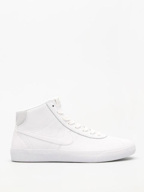 Boty Nike SB Sb Bruin Hi Wmn (white/white vast grey)