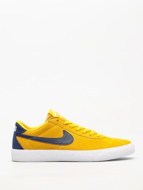 Boty Nike SB Sb Bruin Lo Wmn (yellow ochre/blue void white)
