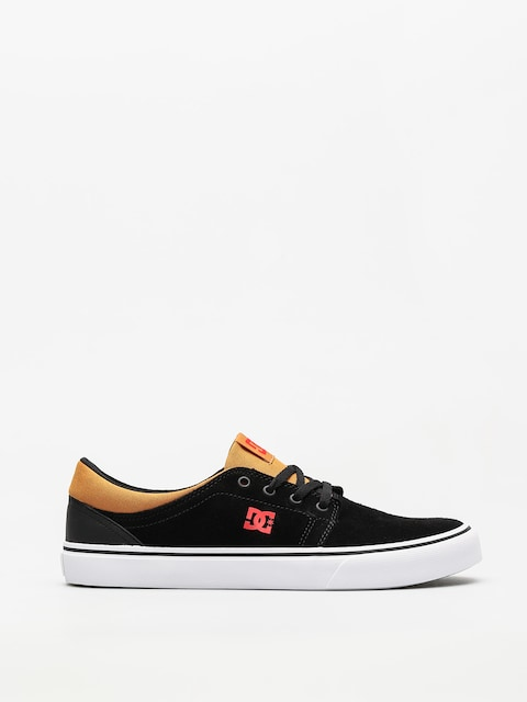 Boty DC Trase Sd (black/red/black)