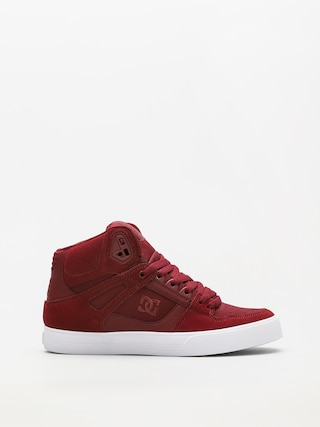 Boty DC Pure Ht Wc (burgundy)