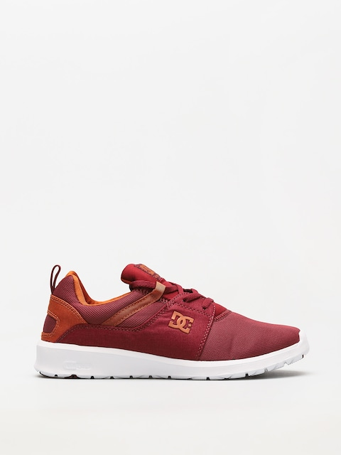 Boty DC Heathrow (maroon)