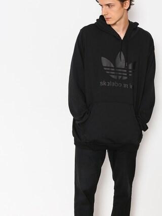Mikina s kapucí adidas Clima 3.0 HD (black/black)