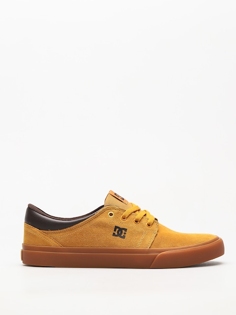 Boty DC Trase S (brown/gum)