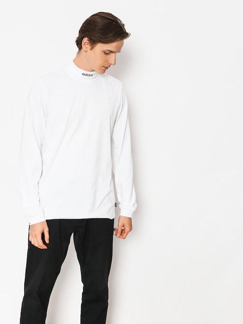 Košile adidas Hicollartee (white/collegiate navy)