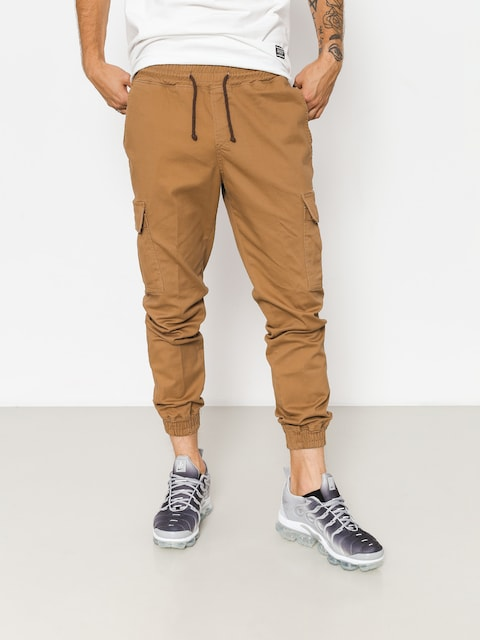 Kalhoty Diamante Wear Rm Hunter Jogger (brown)