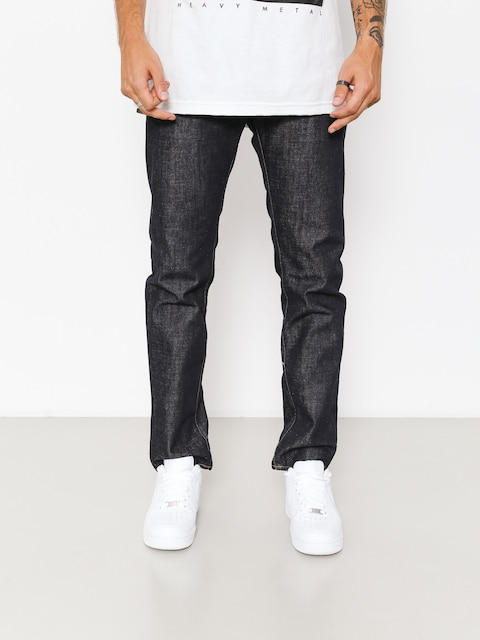 Kalhoty Carhartt WIP Klondike (blue denim 12 oz/blue rigid)