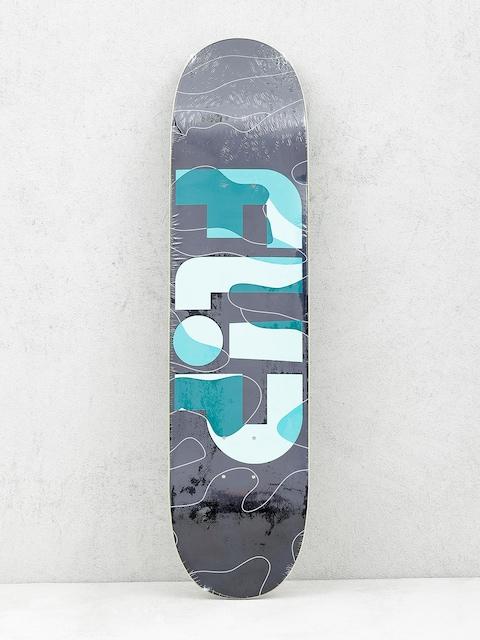 Deska Flip Odyssey (camo/turquoise)