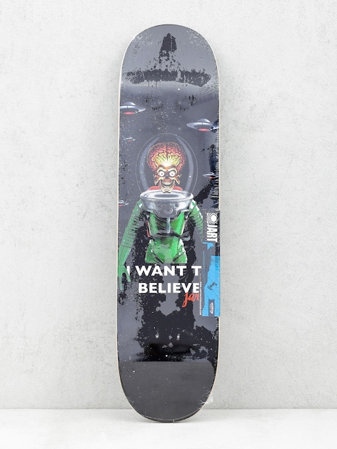 Deska Jart I Want To Believe (black)