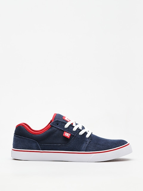 Boty DC Tonik (navy/red)