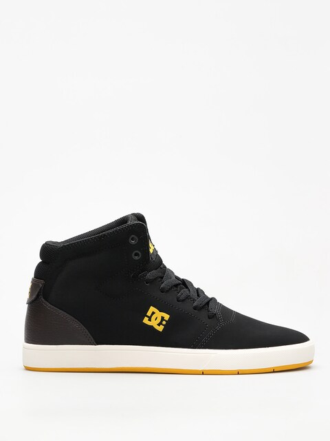 Boty DC Crisis High (black/brown/black)