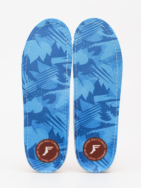 Vložky Footprint Orthotic Low (blue camo)