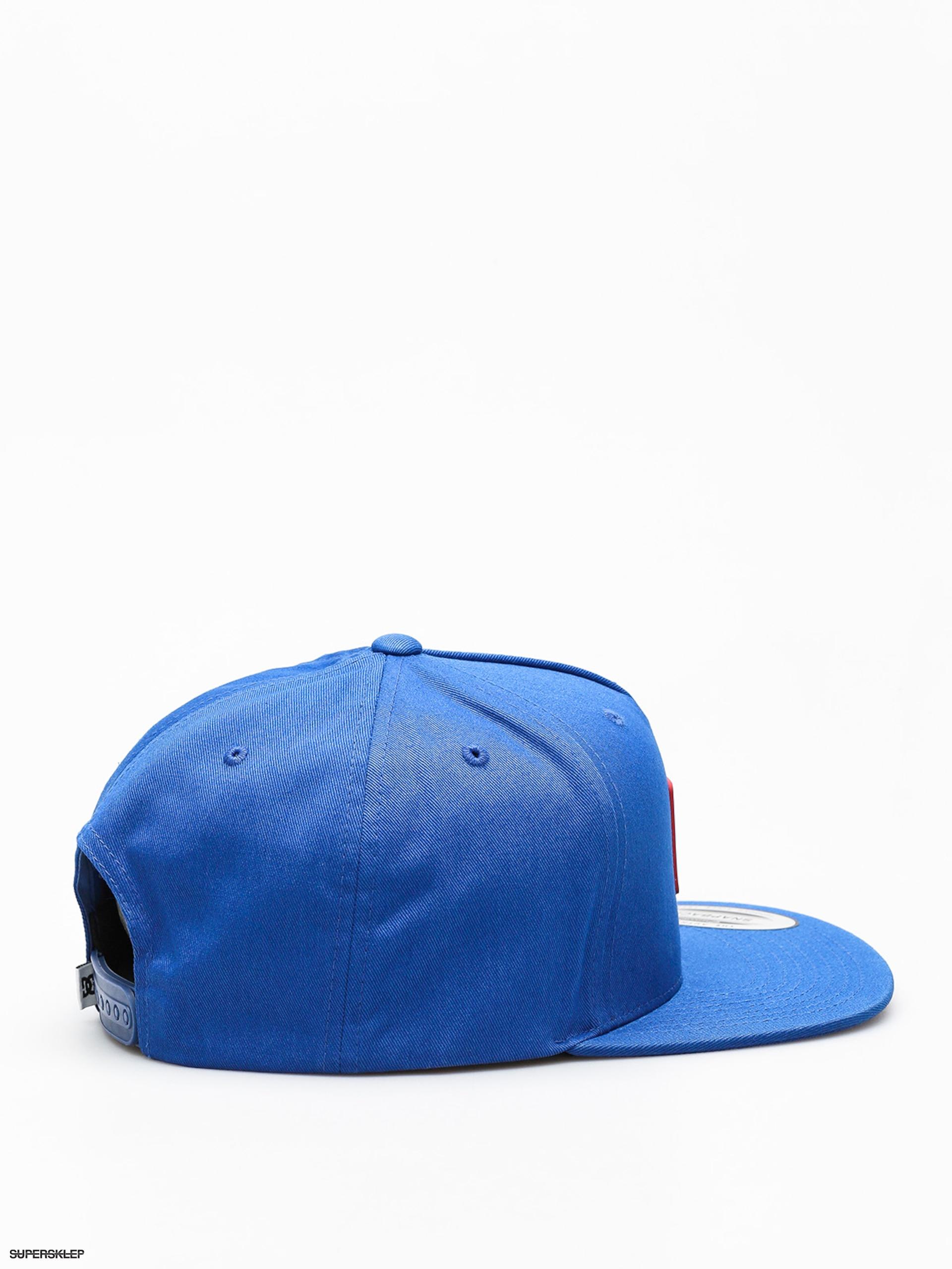 Kšiltovka DC Snapdoodle ZD (sodalite blue) c8c3b9a51c