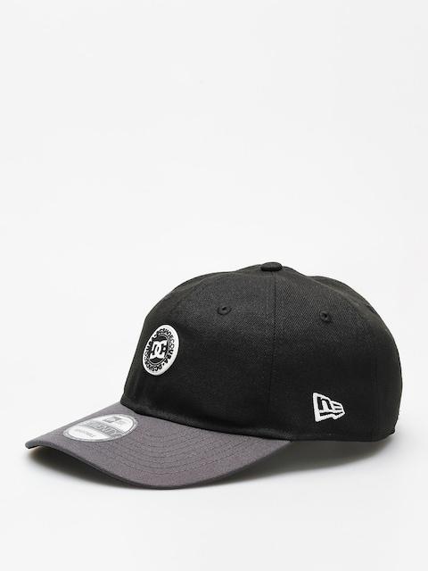 Kšiltovka  DC Crocker ZD (black)